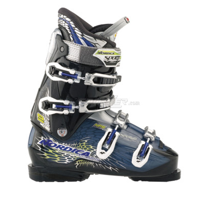 Nordica sportmachine 90x test