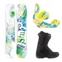 Kit Snowboard - Kit Snowboard Kit Lotus | Snowboard