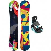 Kit Snowboard - Volkl FLAVOR | Snowboard