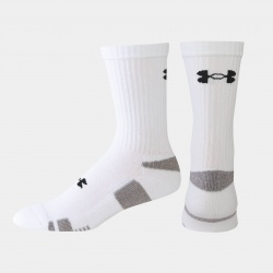 fitness under armour-Crew Socks 3-Pack
