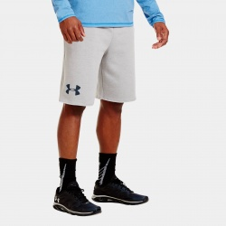 fitness under armour-Fleece Legacy Shorts