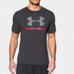 fitness under armour-Sportstyle Logo T-Shirt