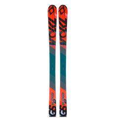ski volkl-JR Racetiger RED+Marker 4.5