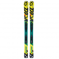 ski volkl-JR Racetiger Yellow+Marker 7