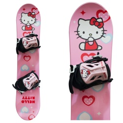 snowboard hello kitty-Set Hello Kitty