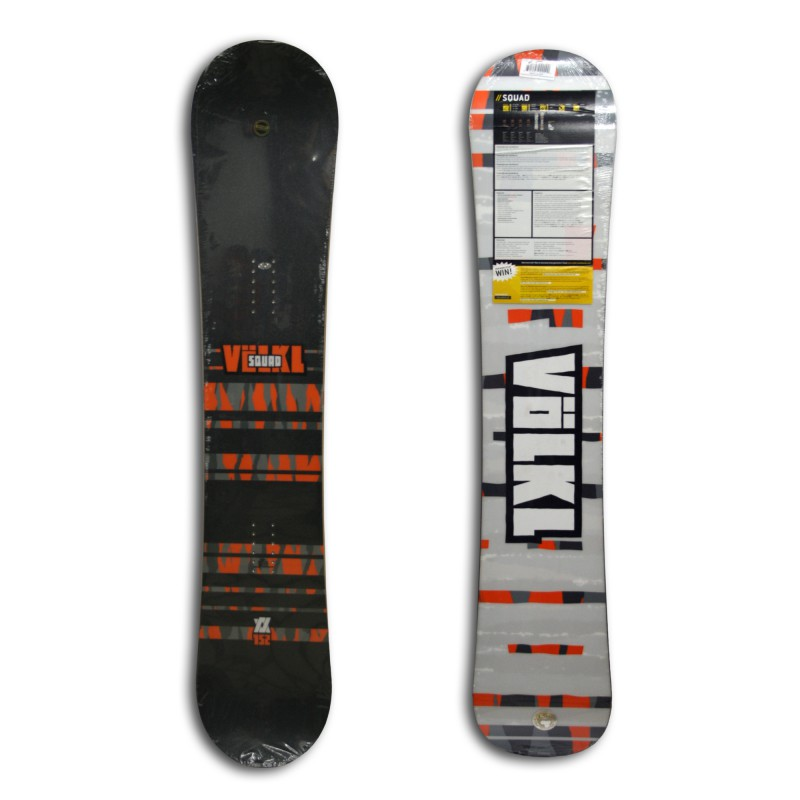 Placi Snowboard - volkl Squad